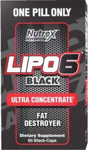 Your Review For Lipo 6 Black Ultra Concentrate